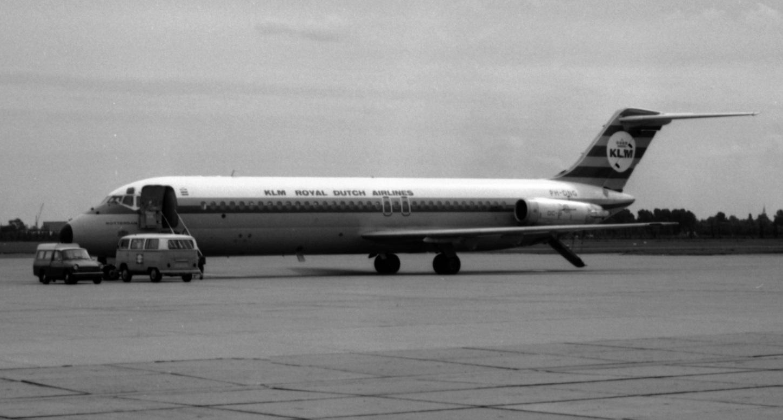 Naam: 26. PH-DNG Douglas DC-9, KLM.jpg Bekeken: 590 Grootte: 213,4 KB