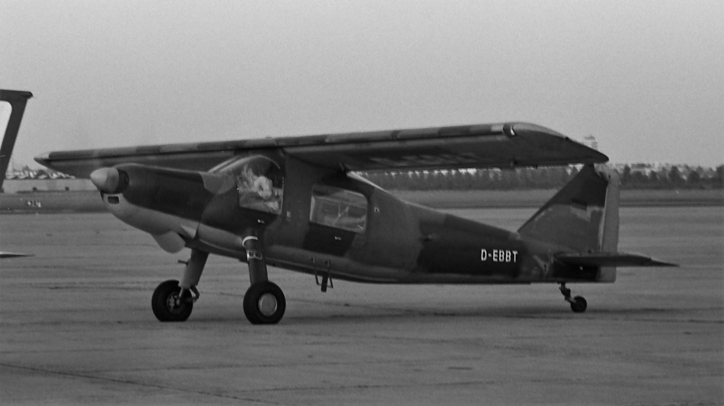 Naam: 37. D-EBBT Dornier Do-27A cn.185 (1957).jpg Bekeken: 443 Grootte: 149,1 KB