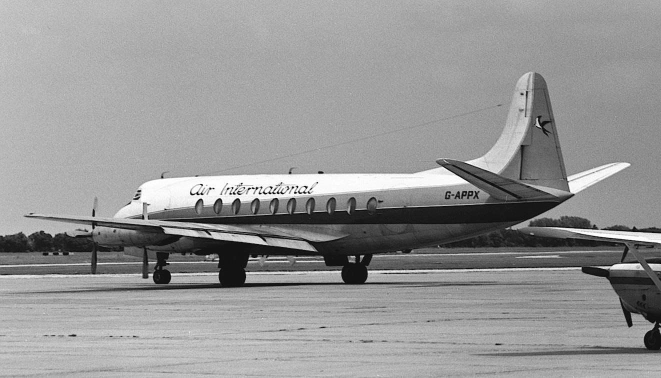 Naam: 101. G-APPX Vickers Viscount.jpg Bekeken: 493 Grootte: 238,0 KB