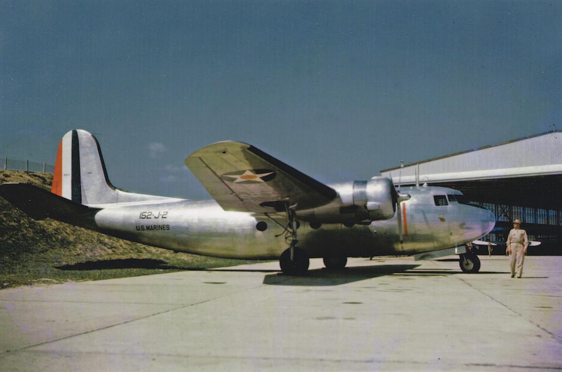 Naam: Douglas R3D-2 (152-J-2) of United States Marine Corps, 1941. kopie 1100.jpg Bekeken: 202 Grootte: 70,9 KB