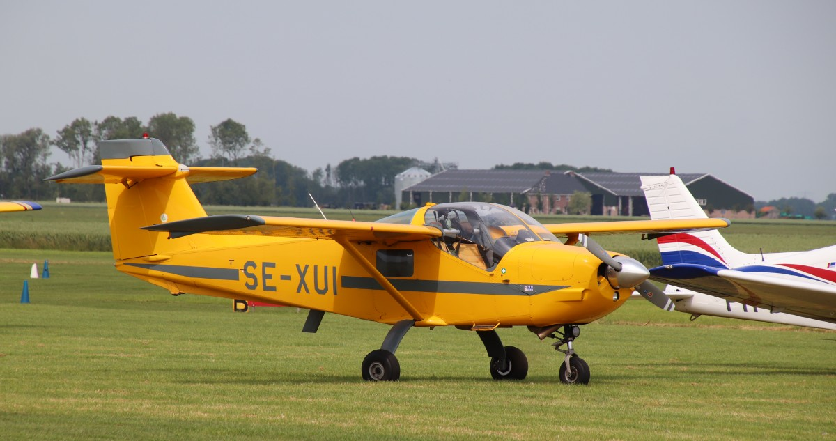 Naam: SE-XUI Saab MFI-15 Safari 200A IMG_0105.jpg Bekeken: 411 Grootte: 143,9 KB
