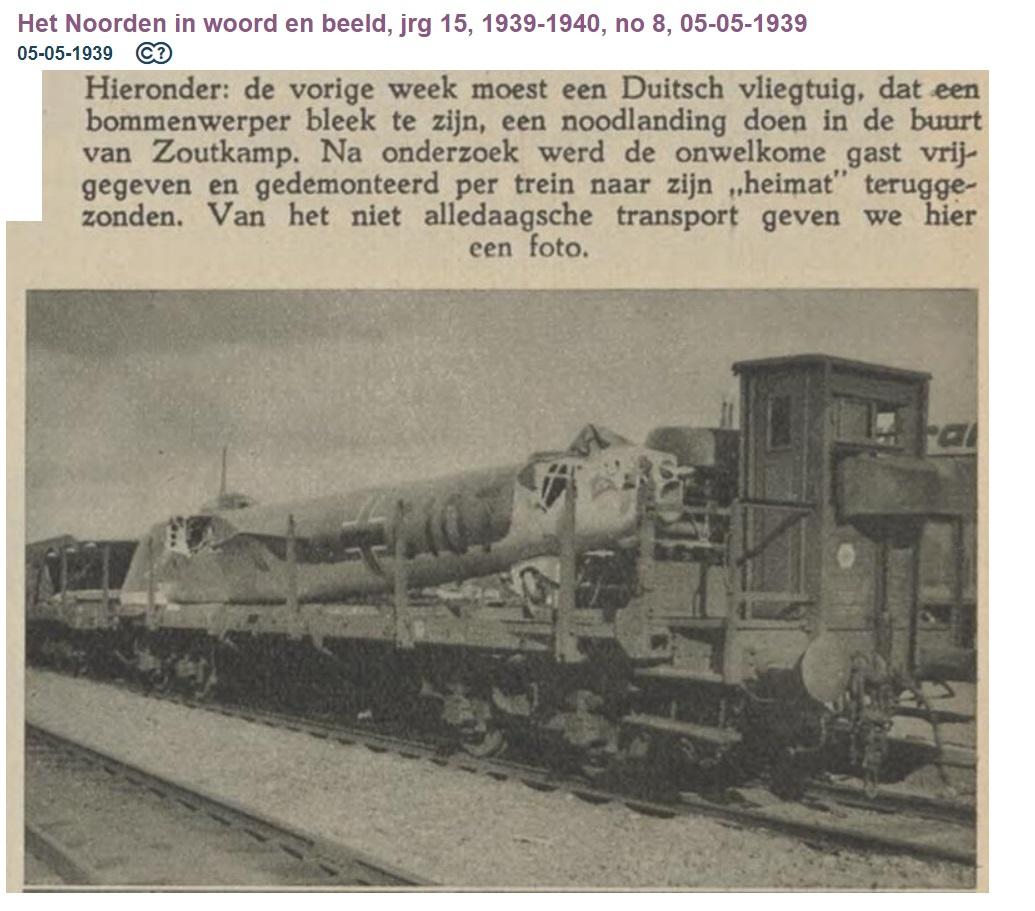 Naam: 1939-04-21 Zoutkamp Do-17 S5-C107 HD.jpg Bekeken: 307 Grootte: 212,5 KB