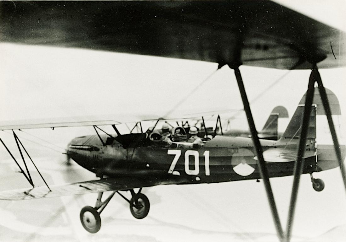 Naam: Foto 120. '701'. Fokker C.X. 1100 breed.jpg Bekeken: 308 Grootte: 90,1 KB