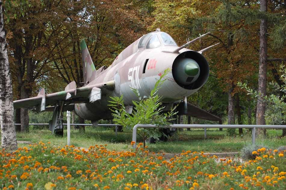 Naam: Su-22M4 , Banja , Bulgaria.jpg Bekeken: 320 Grootte: 122,5 KB