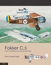Boek Fokker C.5